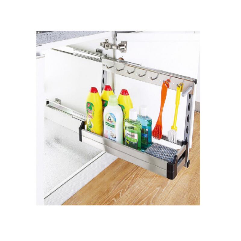 cestello-estraibile-cucina-bagno-sotto-lavabo-laterale-vassoio-ganci