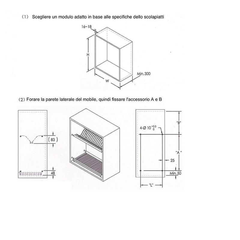 scolapiatti-ad-incasso-in-acciaio-inox-a-molle-regolabili-kit-con-raccogligocce