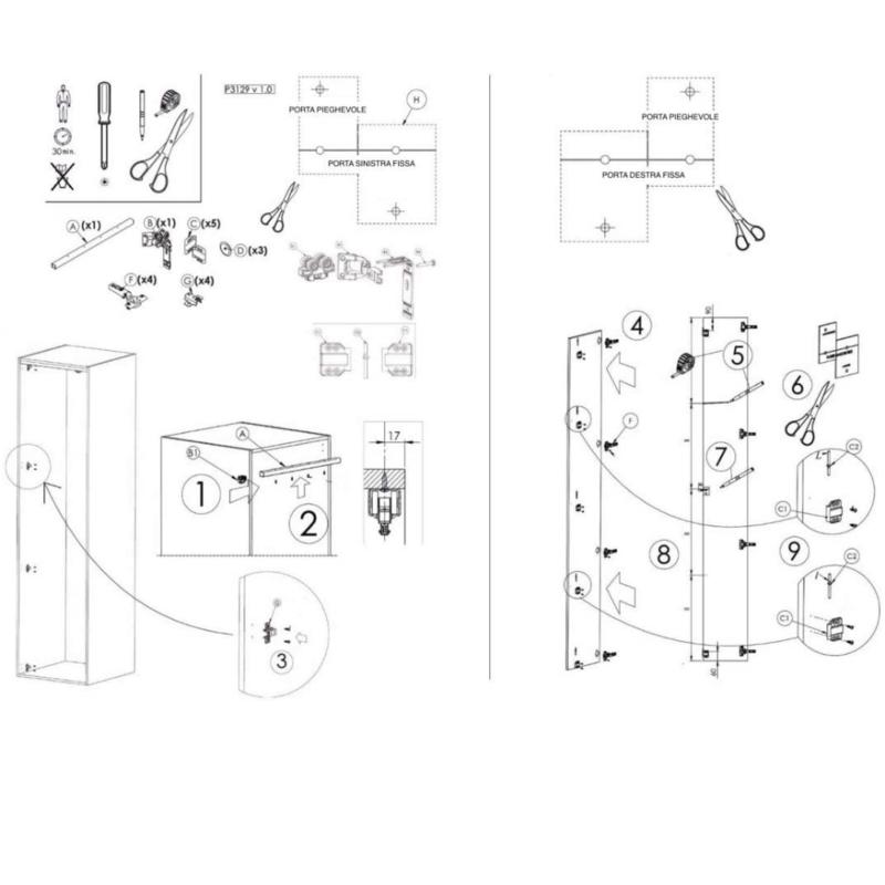 kit-ferramenta-scorrevole-x-anta-mobili-pieghevole-con-nuova-opzione-soft
