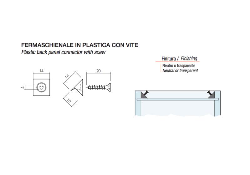 fermaschiena-per-mobili-in-plastica-con-vite-da-20mm-kit-da-100