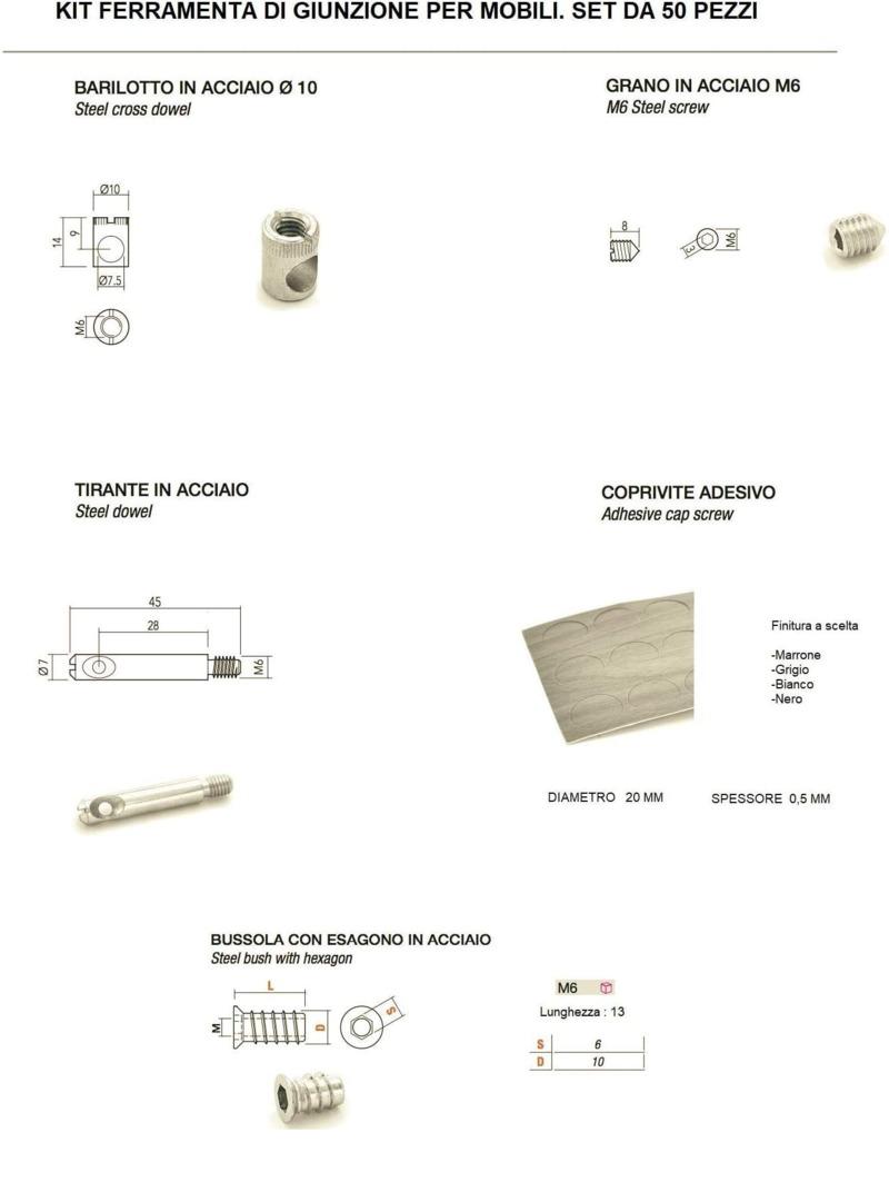 kit-50-pezzi-giunzione-mobili-barilotto-10-mm